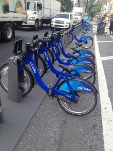 Citi Bikes Available!