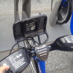 Citi Bike Handlebars