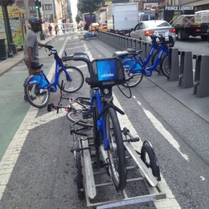 Citi Bike Redistributor Guy