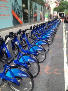 full citi bike rack