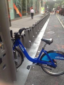 a bike! a bike!