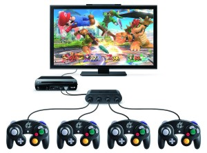 gamecube adapter smash bros