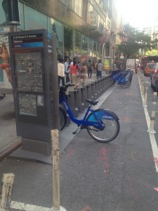 citi bikes available