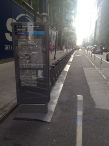 another empty citibike station