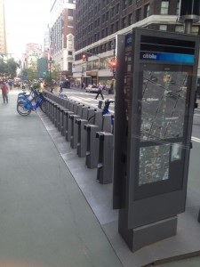 citi bikes available
