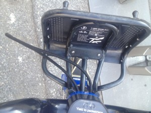 citi bike basket