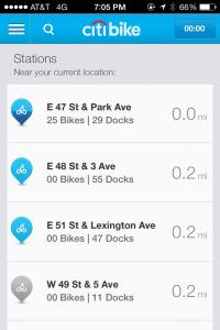 bikes availble