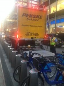bike rebalancers by truck