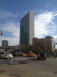 the UN monolith--da--da--daaaa