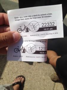 bike codes
