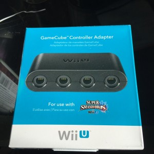 gamecube controller adapter box