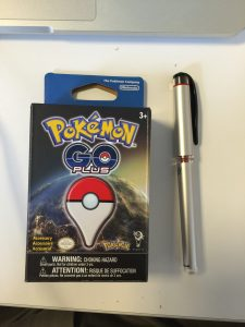 pokemon go plus box