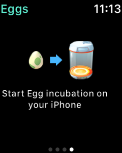 start egg incubation on your iphone